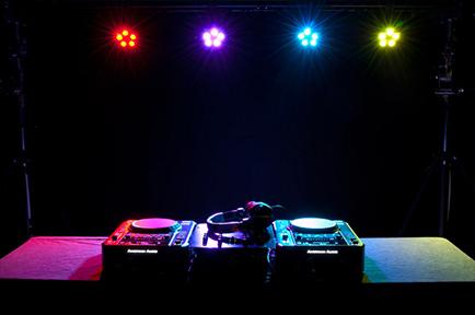 American DJ Mega LED Tri Par Profile (Foto 2)